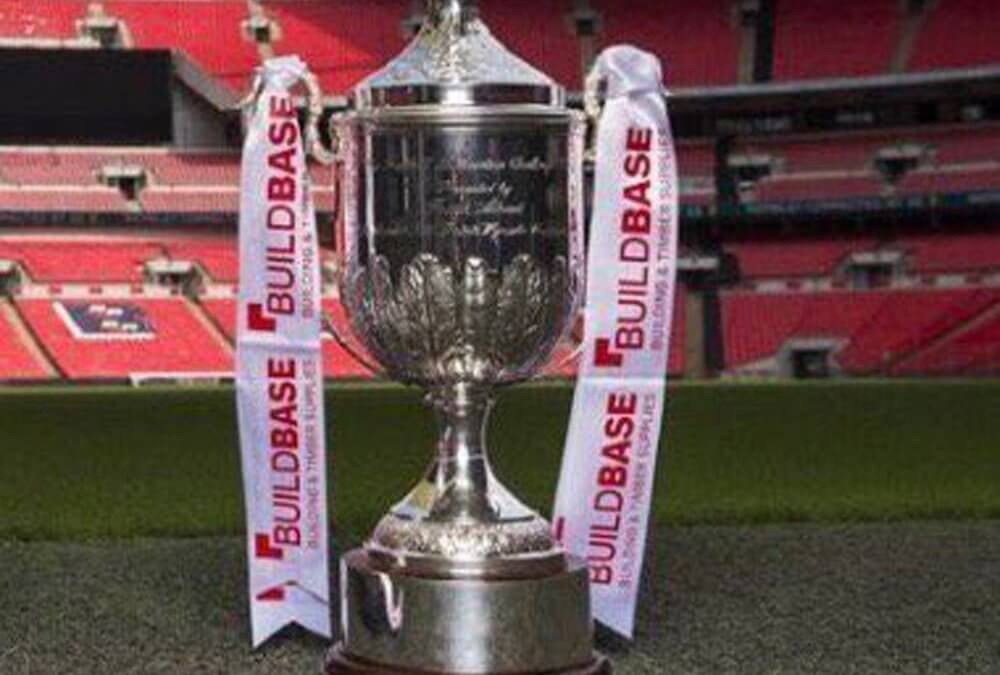 THE BUILDBASE FA VASE First Round Proper