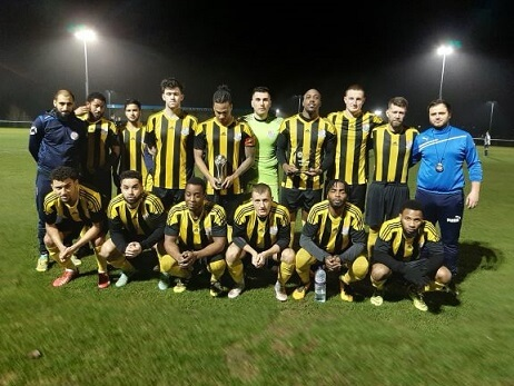 Hillingdon Borough – Team of the Month / Respect Awards