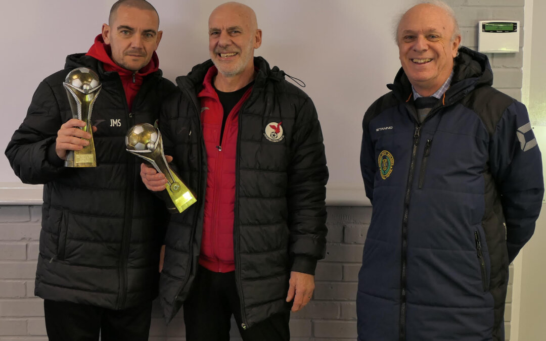 Leighton Town Team of the Month Award